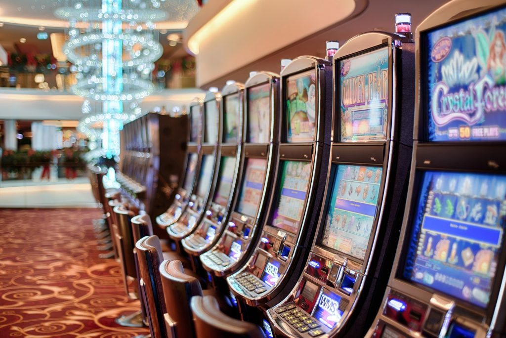 Slot Casino Gambling